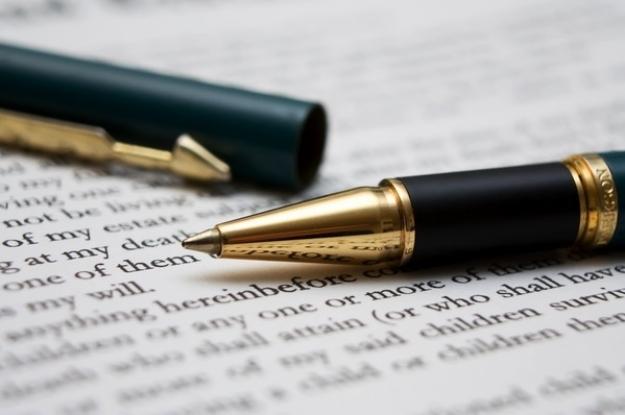 ¿Cómo hacer un testamento?
