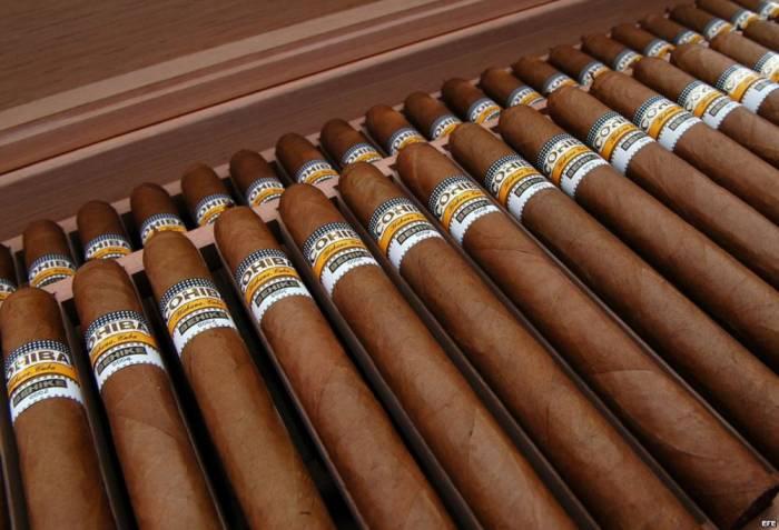 Cuba acusa a EU de «robo descarado» de su marca de puros Cohiba